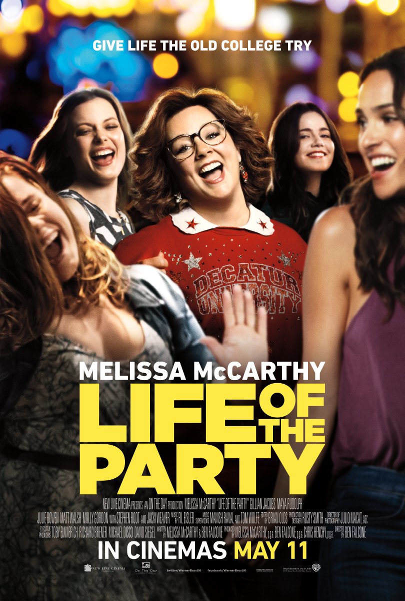 Melissa McCarthy is the Coolest Mom in Life of the Party