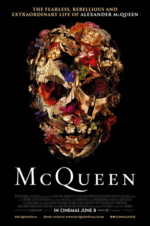 McQueen documentary is an Intimate Look at Fashionable Insecure Genius