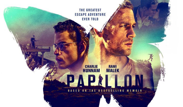 Papillon Remake is Star Vehicle for Charlie Hunnam and Rami Malek
