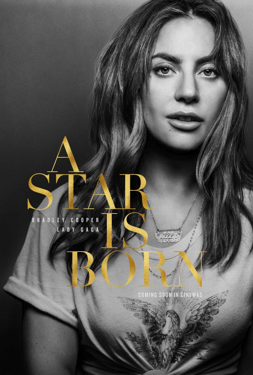 Gaga and Cooper Shine Bright Like Diamonds in A Star is Born| TIFF 18