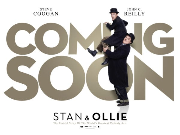 Stan and Ollie is Loving Portrait of  Comedy's Most Memorable Duo