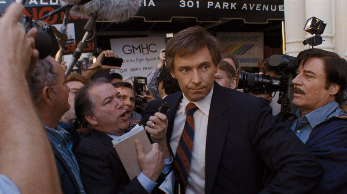 The Front Runner is Candid and a Slam-dunk for Hugh Jackman