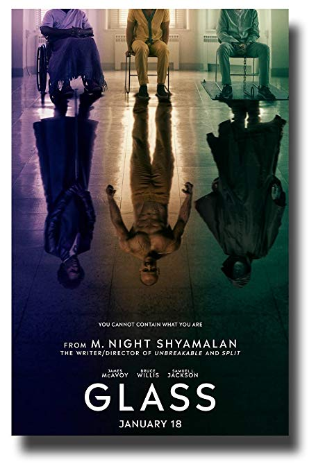 James McAvoy is Brilliant in M. Night Shamaylan's GLASS