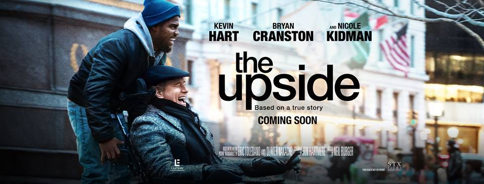 Kevin Hart and Bryan Cranston Unlikely Irrestible Duo in The Upside