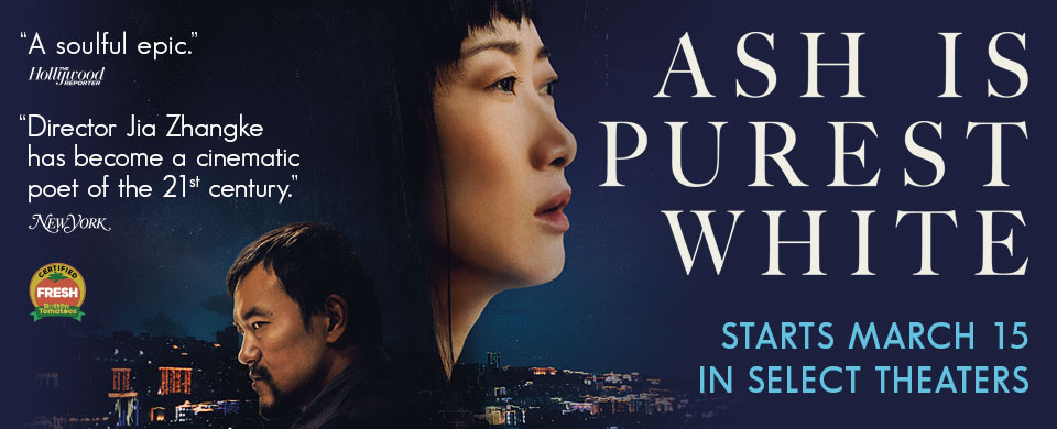 Survival and Obsessive Love  at Forefront of Ash Is The Purest White