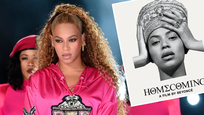 Beyonce Honors HBCU's, Women and Icons  with HOMECOMING on Netflix