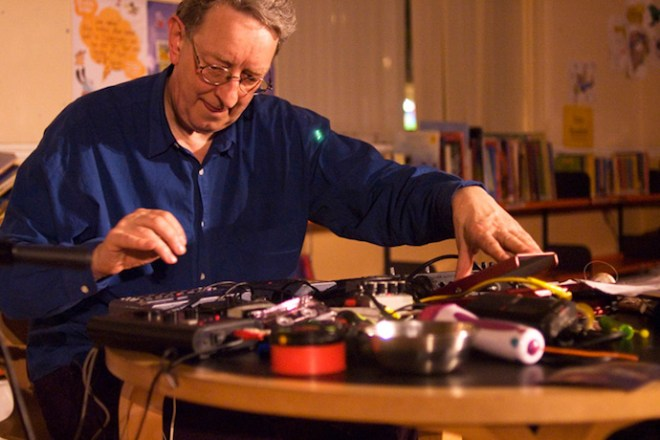 Steve Beresford | PROFILE | An interview with the virtuoso improviser - The Cusp Magazine