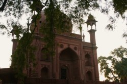 Hessing's Tomb, Agra - 02