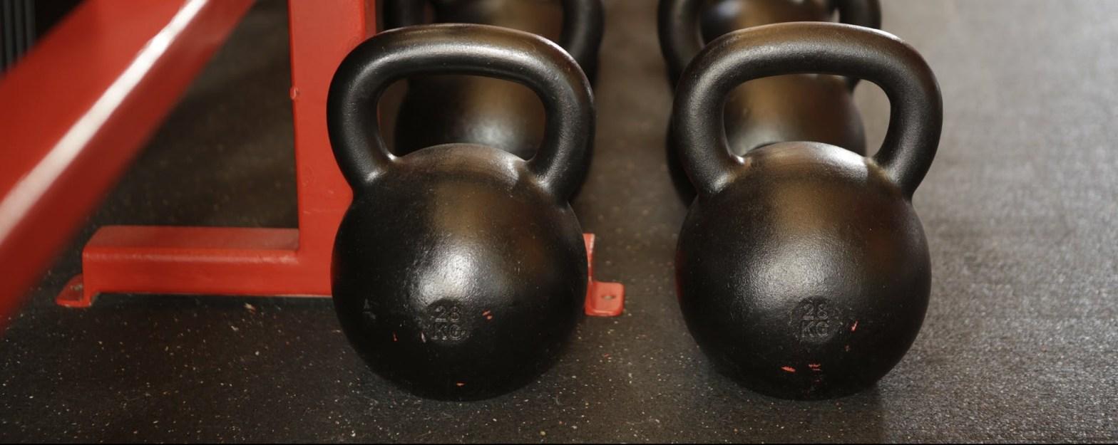 Image of kettle bells