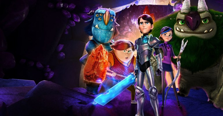 Trollhunters : Tales of Arcadia – Picture: Netflix