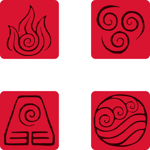 Water, Fire, Earth, Air - Avatar The Last Airbender All Four Elements - Four Nations in the Avatar World | New Avatar Studios | Nickelodeon