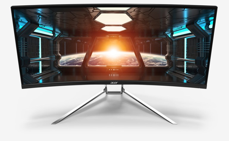 Acer XR382CQK Curved Computer Monitor - Gaming