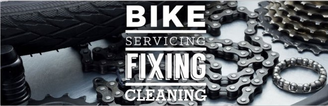 Harrison bike service