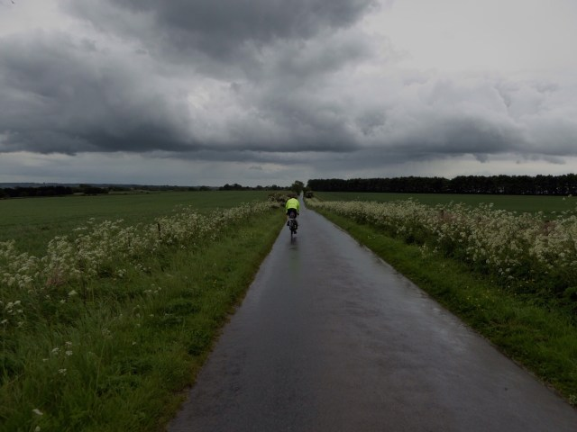 Cycling in the Cotswolds, June 2015