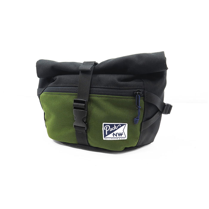 Pack NW Ridgeline Rolltop Hip Pack Bag