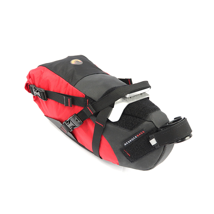 Bedrock Bags Black Dragon Dropper Seat Bag