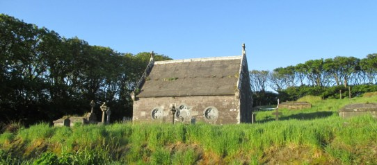 Ancient Chapel on the hill