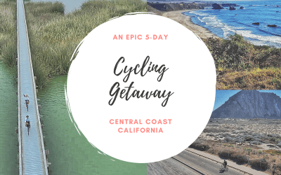 An Epic 5-Day Cycling Getaway To The Central Coast of California