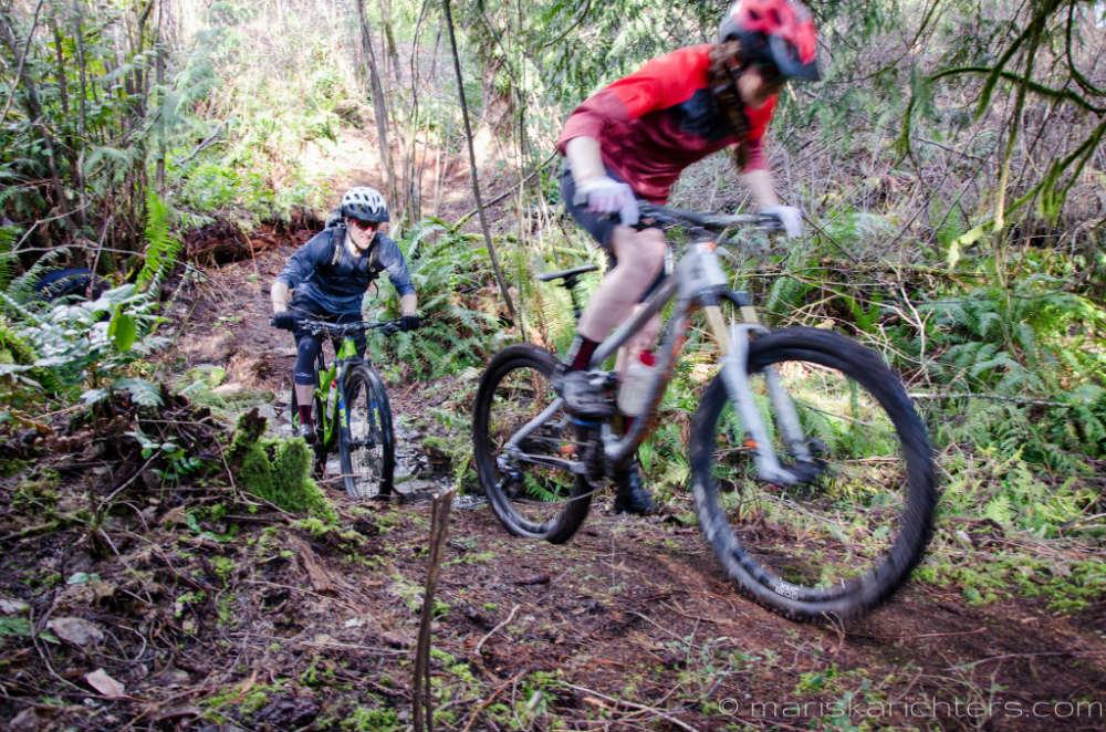 Mountain Biking at Bear Mountain