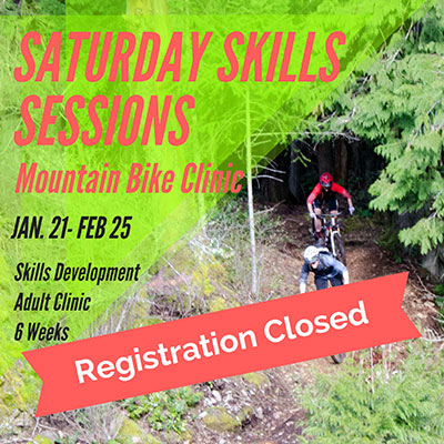 Saturday Skills - Registration Closed