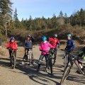 Mountain Bike Group Skills Session