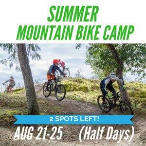 Summer Camp August 21-25 - 2 Spots Left