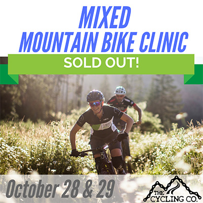 Coed Mountain Bike Clinic_Oct28 - Sold Out!