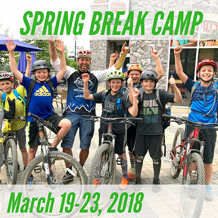 Spring Break Mountain Bike Camp_March19-23