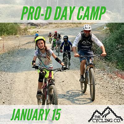 ProD Day Mountain Bike Camp - January 15