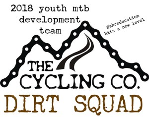 The Cycling Co. 2018 Youth Development Team