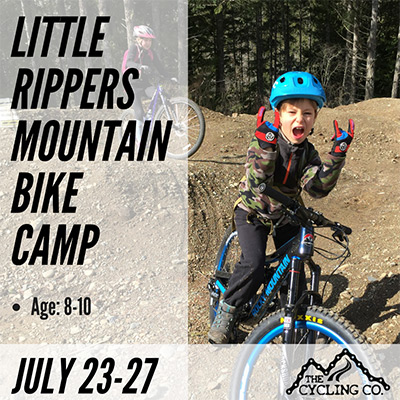 Little Rippers Mountain Bike Camp-July23-27