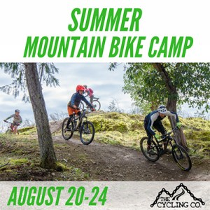 Summer Mountain Bike Camp - August 20-24