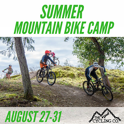 Summer Mountain Bike Camp - August 27-31