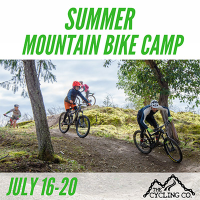 Summer Mountain Bike Camp - July 16-20