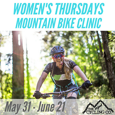 Women Only Thursdays Mountain Bike Clinic