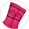 The Cycling Co. Pink Riding Socks
