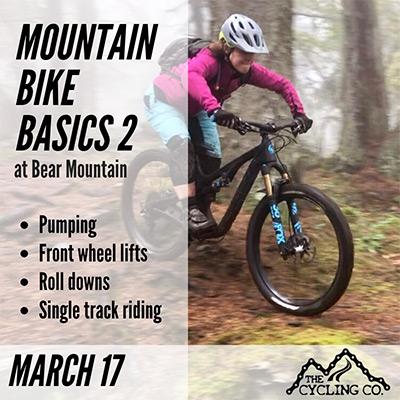 Mountain Bike Basics 2 - March 17