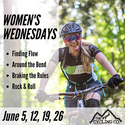 Womens Wednesdays - June 5