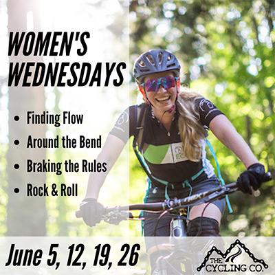 Womens Wednesdays - June 5