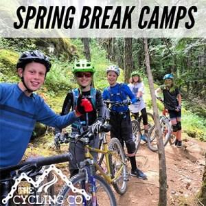 Spring Break Kids Mountain Bike Camps