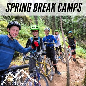 Spring Break Kids Mountain Bike Camps
