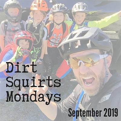 Dirt Squirts Mountain Biking Program- Fall 2019