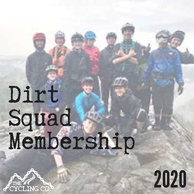 Dirt Squad Membership 2020
