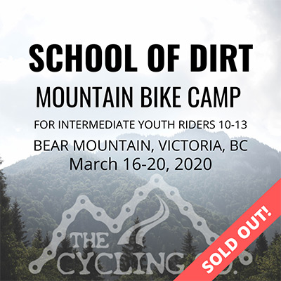 School of Dirt Spring Break Camp - March16-20 - sold out