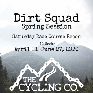 Dirt Squad Saturdays - Spring 2020
