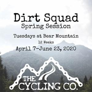 Dirt Squad Tuesdays - Spring 2020
