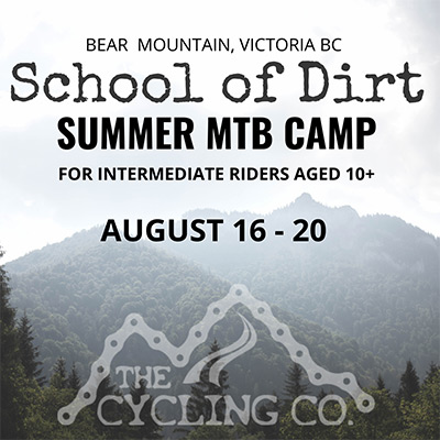 Summer Mountain Bike Camp - August 16-20