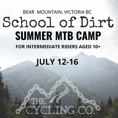 Summer Mountain Bike Camp - July 12-16