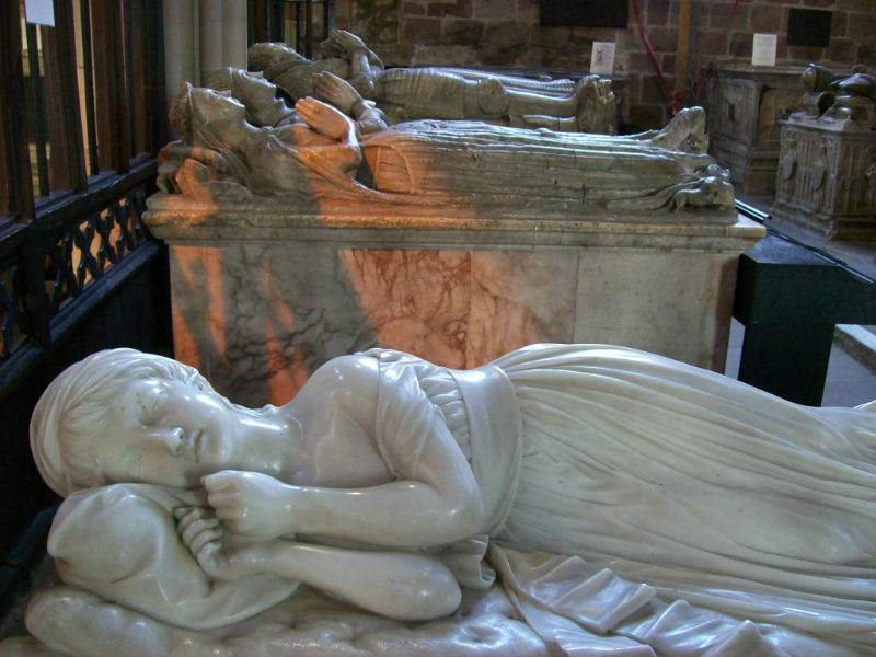 Image result for Thomas Banks' Penelope Boothby Monument