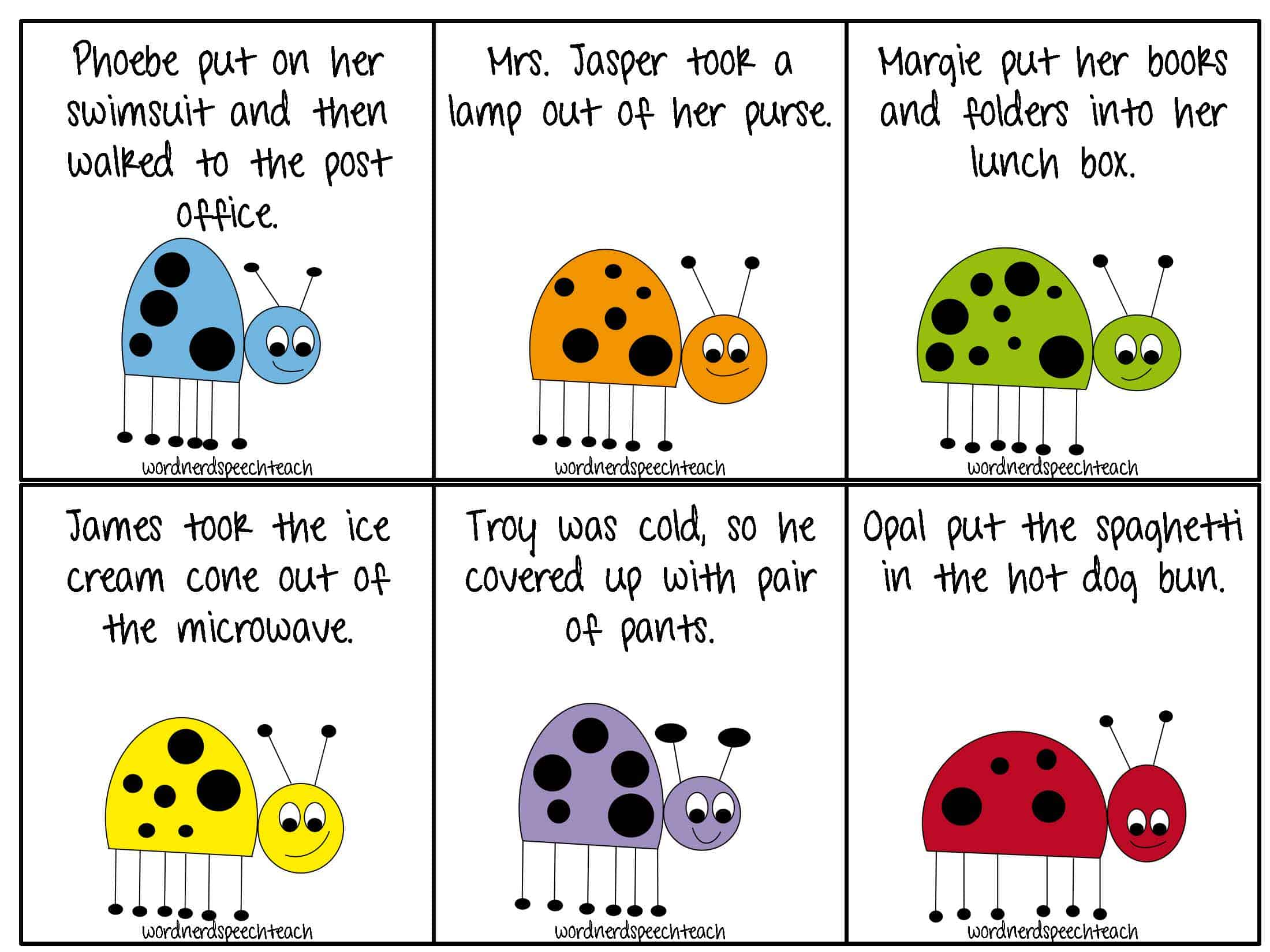 A Lady Bug Hunt Adventure A Visit From Eric Carle And